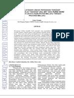Umar Tangke_jurnal Vol 4 Edisi 1_analisis Kelayakan Usaha Perikanan Tangkap Menggunakan Alat Tangkap Gill Net Dan Purse Seine