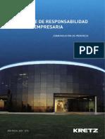 Informe de Progreso 2010
