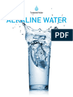Alkaline Water eBook
