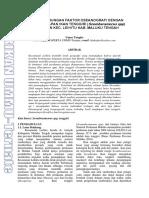 Agrikan Volume 5 Edisi 2-1-11_umar Tangke_analisis Hubungan Faktor Oseanografi Dengan Hasil Tangkapan Ikan Tenggiri (Scomberamorus Spp) Diperairan Kec. Leihitu Kab. Maluku Tengah