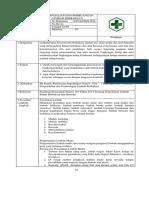 8.5.2. Ep 2 SOP Pengendalian Pembuangan Limbah Berbahaya PKM PGD