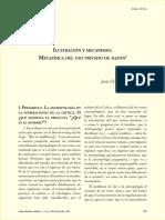 Ilustración y mecanismo. Metafísica del uso privado de razón