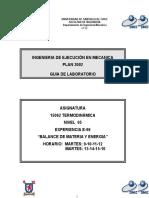 E96 Balance De Materia y Energía.doc