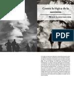Landstreicher, Wolfi - Contra La Lógica de La Sumisión