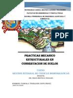 Practicas Mecanico Estructurales en Conservacion de Suelos Hjlbh
