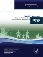 Toxnet Manual