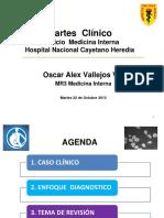 casoclinicomedicinainternaoctubremodificadoultimoooo-140429115521-phpapp02