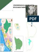 Mapa de Ubicación de La Fotointerpretacion de La