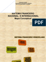Mapa Conceptual Sistema Financiero Nacional e Internacional