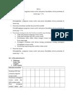 PDCA Resume Medis
