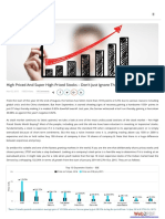 Super High Priced Stocks – Don't Just Ignore Them...PDF