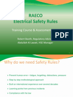 Safety Rules - ESR Refresher Course 5.1 PS Bias (2017)