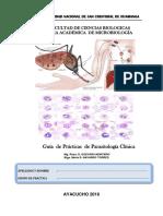 Carátula 2013 Parasitología CLÍNICA