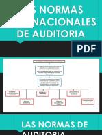 Las Normas Internacionales de Auditoria Ultimaa