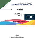Primary Curriculum Framework