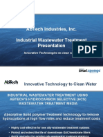 AbTech General Industrial Waste Water Presentation (2)