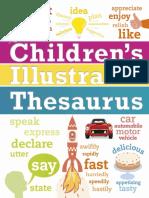 Illustrated Thesauru - Dorling Kindersley