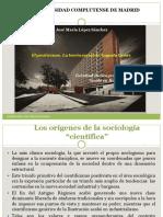4.- El Positivismo. La Teoría Social de Augusto Comte