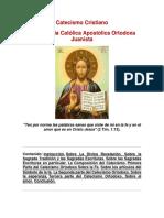 Catecismo Cristiano