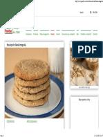 Biscuiţi Din Făină Integrală » Pambac