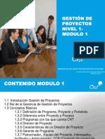 m1 GESTION DE PROYECTOS