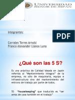 INTRODUCCIÓN AL MARKETING 5S
