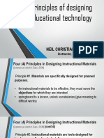 Educ124 Principles