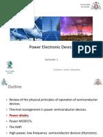 Diseño de circuitos de potencia - Diodes