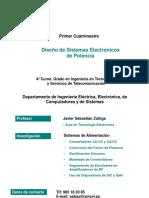 Diseño de circuitos de potencia - Introduccion(1)