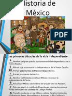 Historia México 2