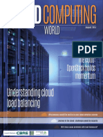 Cloud Computing World - August 2014 (Issue 1)