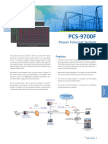 Flyer - PCS-9700F Power Forecast System (1)