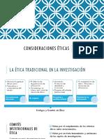 La Ética en La Investigación Cualitativa