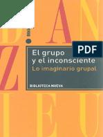 El grupo y el inconsciente [Didier Anzieu].pdf