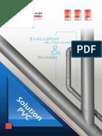 Solution PVC Pour Évacuation Des Eaux Usées Et Eaux Pluviales