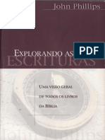 Explorando as Escrituras - John Phillips