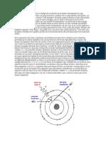 De Acuerdo a La Teoría de Bohr