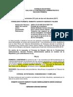 Fallo Consejo de Estado_dora Liliana Osorio Zapata