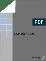 Exportación argentina 2016