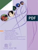 Conferencia Mundial sobre Educ Superior.pdf