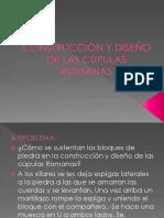 CONSTRUCCIÓN Y DISEÑO DE LAS CÚPULAS ROMANAS OMAYRA.pptx