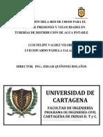 HABILITACION DE LA RED DE CROSS PARA EL ESTUDIO DE PRESIONES Y VELOCIDADES EN TUBERIAS DE DISTRIB.pdf