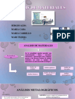 Analisis de Materiales