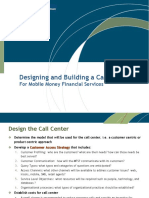 Designing and Building a Call Centre
