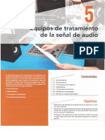 TEMA 5-EQUIP DE TRAT. DE LA SEÑAL DE AUDIO