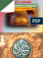 Dua e Ashura -Muharram Dua