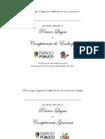 Diplomas Para Juegos Viernes