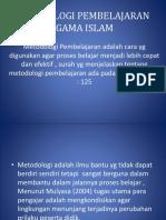 Kel.3 Metodologi Islam