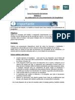 Consigna Tutora - Mdulo 2 - Tarea Colaborativa en Subgrupos-1