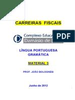 CARREIRAS FISCAIS